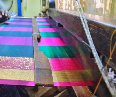 Hand loom is not a disappearing livelihood, history of Sirumugai Silks
