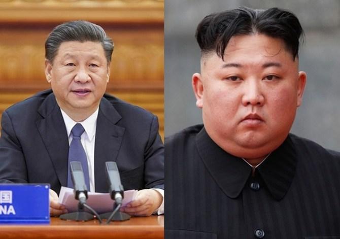 Viral Video of BJP workers burned Kim Jong Un effigy instead Xi Jinping