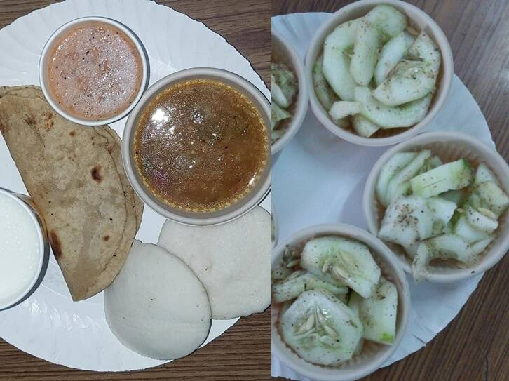 Daily diet for Corona patients in Tamil Nadu ; check the menu here