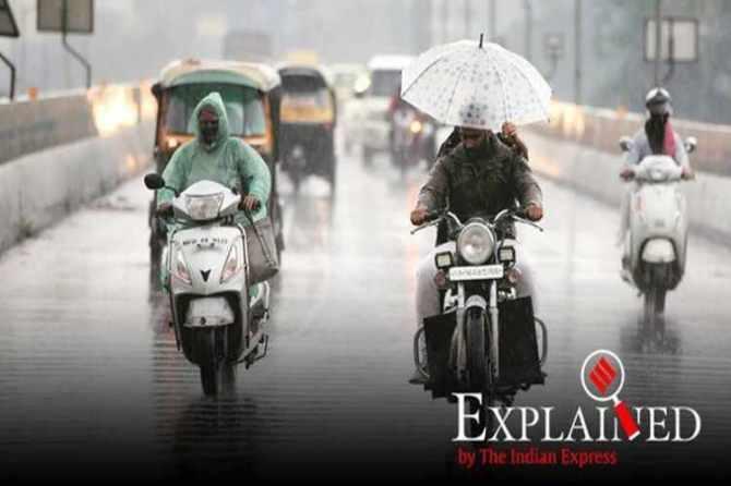 indian monsoon and coronavirus Spread