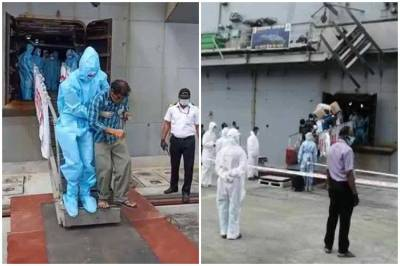 INS Jalashwa ship Brings Back 700 Indians From Maldives, INS Jalashwa Brings 700 Indians From Maldives to tuticorin harbour, ஐஎன்எஸ் ஜலஷ்வா கப்பல், மாலத்திவில் இருந்து 700 இந்தியர்களுடன் வந்தது ஐஎன்எஸ் ஜலஷ்வா கப்பல், தூத்துக்குடி துறைமுகம், இந்தியா, இதிய கடற்படை, tuticorin harbour, samudhra sethu, vande bharath mission, indian navy service, INS Jalashwa ship arrives to tuticorin