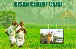 kisan credit card farmers