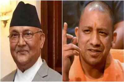 India, nepal, territory, Yogi Adityanath, k p sharma oli, nepal pm, india nepal border, river boundary, yogi adityanath, indian express news