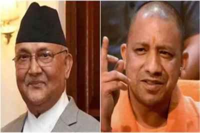 India, nepal, territory, Yogi Adityanath, k p sharma oli, nepal pm, india nepal border, river boundary, yogi adityanath, indian express news