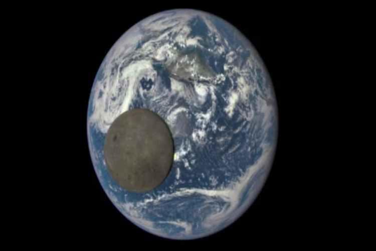 Moon, Solar system, earth, moon asymmetry, why moon is asymmetric, far side moon, near side moon, moon, kreep