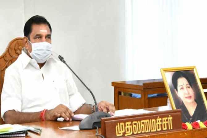 CM Edappadi Palaniswamy