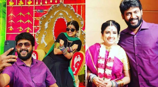rio raj wife vijay tv rio