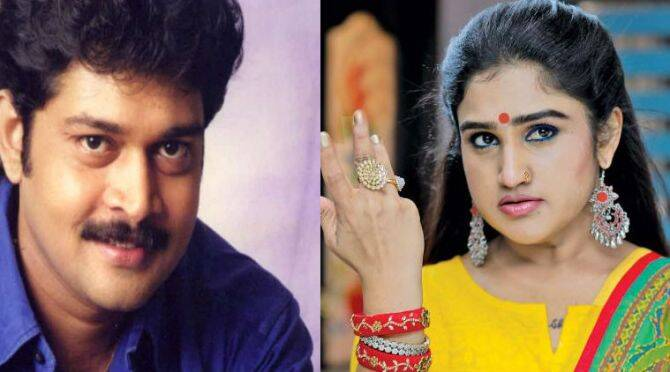 vanitha vijayakumar first marriage vanitha vijayakumar