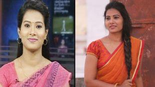 News Anchor Dhivya Dhuraisamy instagram