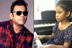 AR Rahman Impressed With Visually Challenged Girl Sahana