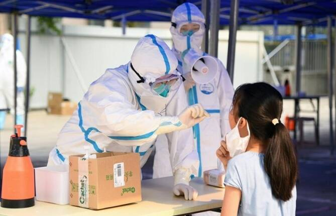 Chinese officials warn of 'unknown pneumonia' in Kazakhstan that is deadlier than coronavirus