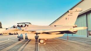 First batch of five Rafale jets fly out of France