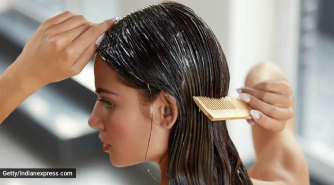 Hair Care Tips, Wooden Comb can Improve hair growth