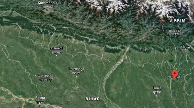 kishanganj nepal firing, Nepal Police opens fire in border, எல்லையில் நேபாள் காவல்துறை துப்பாக்கிச் சூடு, இந்தியர் ஒருவர் படுகாயம், இந்தியா, பீகார், கிஷன்கஞ்ச், bihar nepal border firing, india nepal border firing, Nepal Police opens fire, indian injured, india nepal relations, tamil indian express