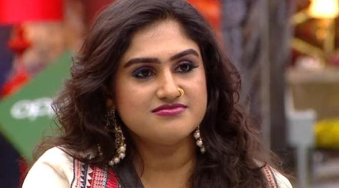 bigg boss 4 promo, vanitha vijayakumar