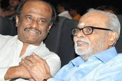 Rajinikanth about K Balachander on his 90th birthday