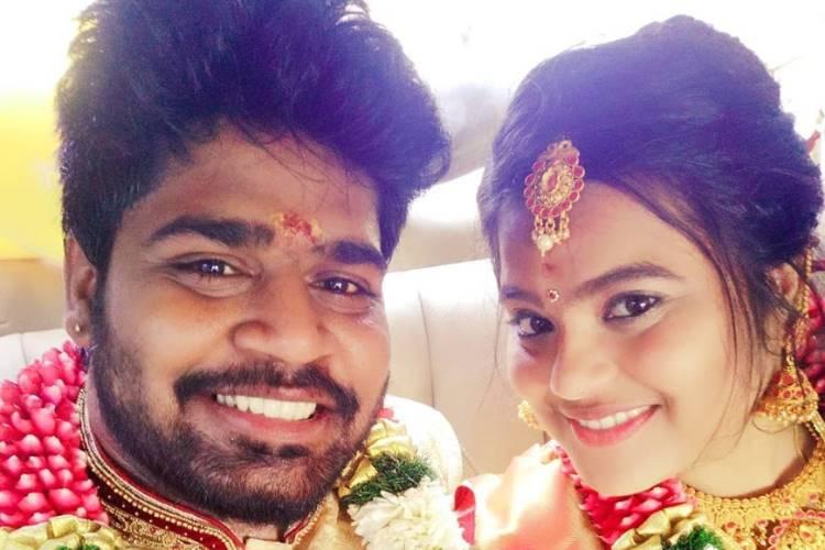 Sembaruthi Serial Actor Kathir engaged to Sindhu