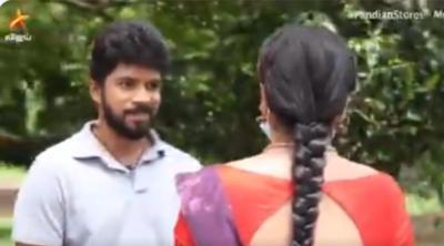 'நீங்க பக்கத்துல இருந்தா…' அடடா! கதிர்-முல்லை என்னா ரொமான்ஸ்!
