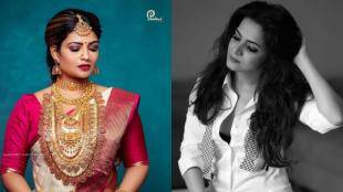 Tamil TV anchors latest images