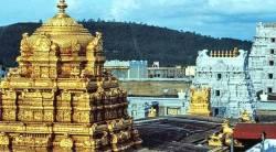 Tirumala Tirupati Devasthanam covid- 119 cases