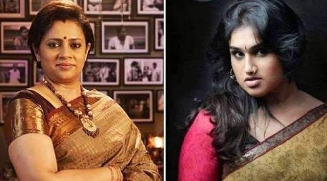 Lakshmy ramakrishnan sends Legal notice to Vanitha Vijayakumar
