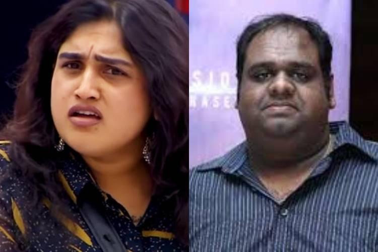Vanitha Vijayakumar Threatening me, Says Producer Raveendar Chandrasekaran