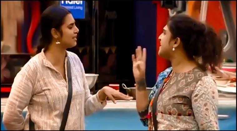 Vanitha Vijayakumar fight with Kasthuri
