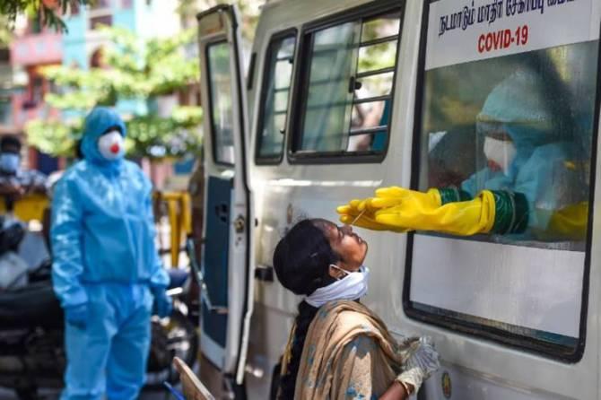 corona virus cases in tamil nadu covid 19 chennai reports - சென்னையில் இருமல், சளி இருக்கும் மூன்றில் ஒருவருக்கு கொரோனா