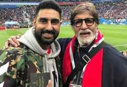 Amitabh Bachchan, son Abhishek test positive for Covid-19
