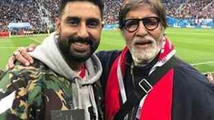 Amitabh Bachchan, son Abhishek test positive for Covid-19
