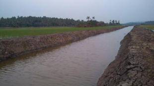 PWD workers recoverd lost irrigation canal after 18 years at Chidambaram