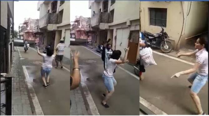 Trending viral video of sister dancing to welcome her sister who has hospitalized for covid19
