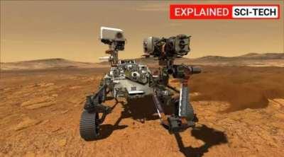 NASA Perseverance mission,MARS