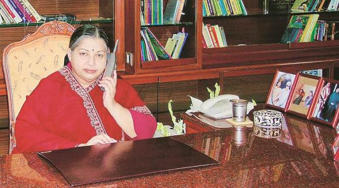 Inside Jayalalithaa's library: 8,376 books, Tirukkural to Discovery of India