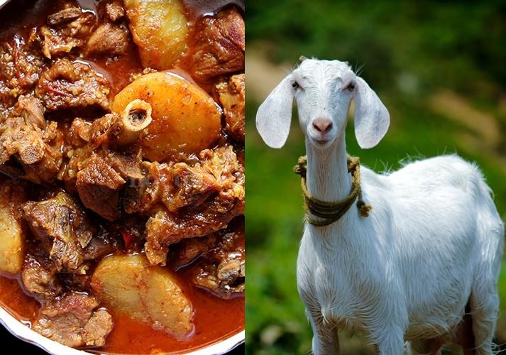Nagai news : former village president stole goats for non-veg feast