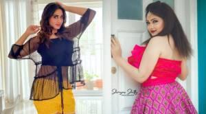 'அழகு' ஷிவானி, அட்டகாச 'பிரியங்கா': சீரியல் நடிகைகளின் லாக்டவுன் படங்கள்!