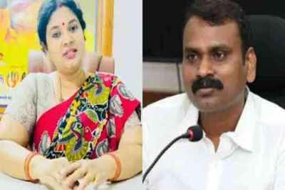 sathankulam, thoothukudi custodial deaths, sathankulam police station, TN BJP president Murugan, DMK MLA Senthilkumar, Mercy senthilkumar, twitter, video, vial