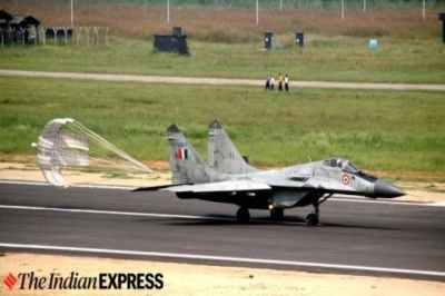 Rajnath singh, Russia, Indian army, India China border tensions, India China army, Indian airforce, India Russia Mig, Russia India Mig Aircraft, indian express news