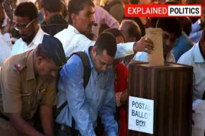 Election commission of India, Bihar assembly election, Postal ballots, congress, law ministry, political parties, postal ballot voting, postal ballot voting in india, postal ballot rules, what are postal ballots, postal ballots controversy, covid postal ballots, postal ballot procedure