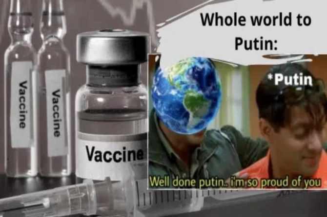 corona virus, Covid vaccine, russia, moscow university, social networks, netizens, memes, jokes,Coronavirus, COVID-19, Russia, Coronavirus Vaccine, COVID-19 vaccine, Russian vaccine, Russian vaccine trials, Coronavirus Russian vaccines, vaccine trials, #vaccines, #RussianVaccine, #Putin, Moscow, Vladimir Putin, Coronavirus updates, coronavirus Russian updates, Trending news, Indian Express news