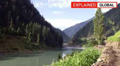 Azad Pattan hydel pproject, china Pakistan hydel project, china Pakistan project PoK, China Pakistan Economic Corridor, CPEC, express explained, Indian express