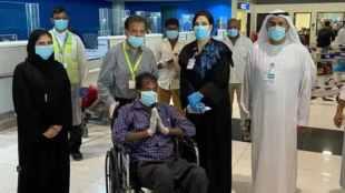 Telangana, Dubai , Coronavirus, Covid pandemic, Rajesh, treatment bill, waived off, hyderabad news, telangana news, dubai hospital waives off telangana man bill, telangana coronavirus, telangana covid