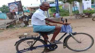 corona virus, lockdown, chennai, nanguneri, cycle journey, pandian, nellai district, isolation, self quarantine, help, news in tamil, tamil news, news tamil, todays news in tamil, today tamil news, today news in tamil, today news tamil