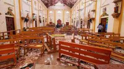 Sri Lanka Bombing, Sri Lanka Easter Sunday, Sri Lanka Easter, Sri Lanka Easter Bombings, Sri Lanka Easter Sunday Bombings, Sri Lanka Easter Bombing Terrorists, Sri Lanka Suicide Bombers, Sri Lanka Sucide Bomber Wife, Sri Lanka Suicide Bomber Wife India, National Thawheed Jamaat, National Thawheed Jamaat Sri Lanka, National Thawheed Jamaat Sri Lanka Easter Bombings, Chief Inspector Arjuna Maheenkanda, Presidential Commission of Inquiry