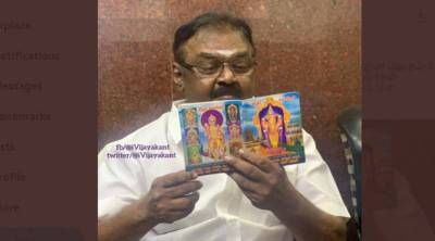 vijayakant kandha sashti reading video