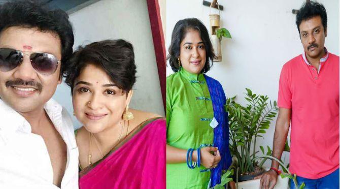 Sanjiv wife Preethi Sanjiv youtube