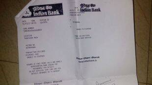 indian bank savings account indianbank savings account