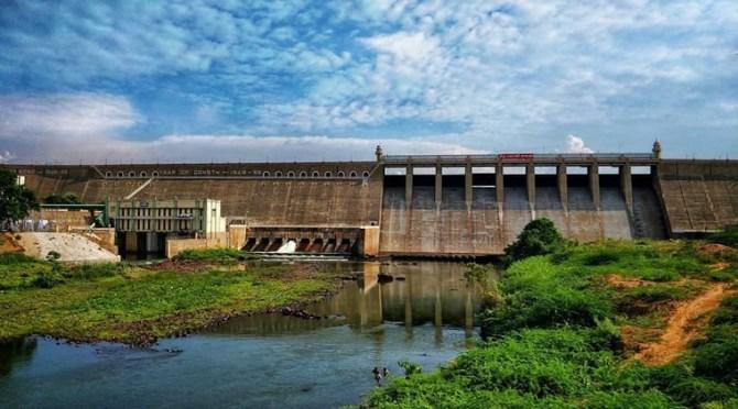 History of Bhavanisagar dam : Inaugurated on this day 66 years ago