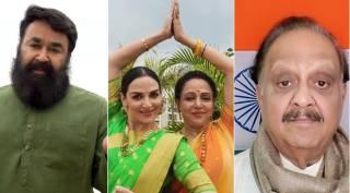 தென்னிந்திய கலைஞர்களின் சங்கமம்.. 'வந்தே மாதரம்' வீடியோ!