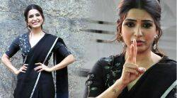 samantha akkineni instagram samantha sarees